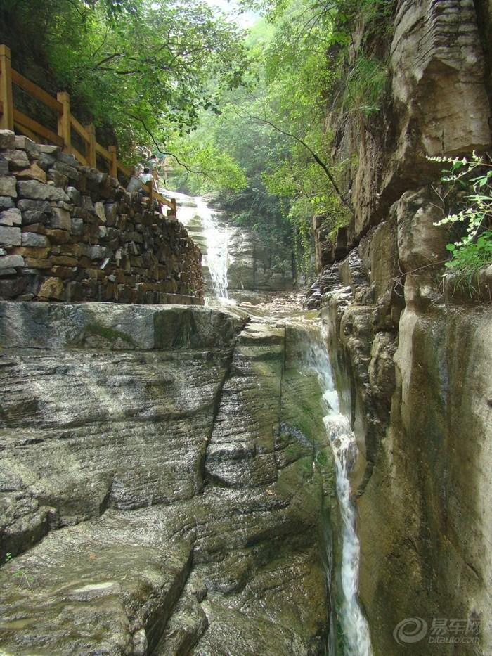 国庆好去处——青州黄花溪风景区