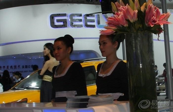 广东车展上又一道靓丽风景,不是只有美女车模哦 -帝豪论坛图片集锦图片 62361 700x453