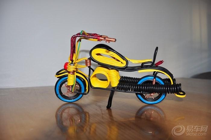 摩托 摩托车 自行车 700_465