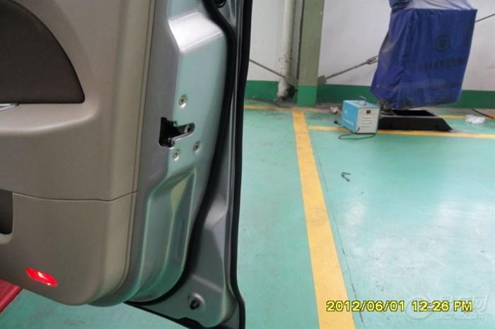 关于 车门密封 又省材料 又美观 还没有做密封的车友都来看高清图片