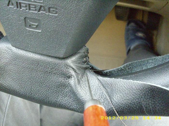 手工 裁剪/大家出是什么线了吧?修鞋用的,有点点硬,但是好穿线。