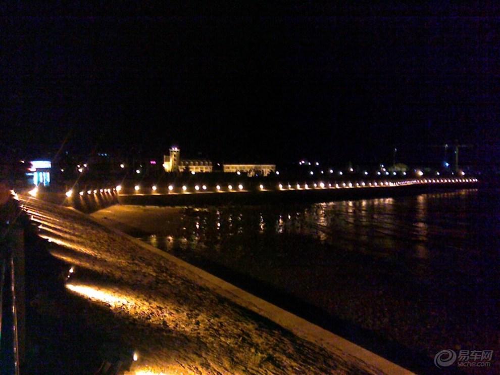青岛海边夜景随拍