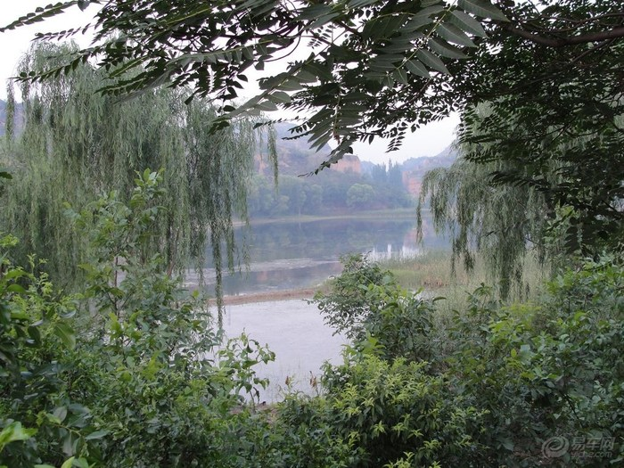 太谷风景照高清