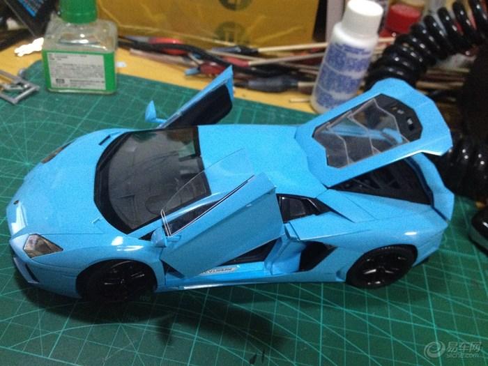 兰博基尼模型制作 兰博基尼3d模型 兰博基尼 纸模型制作 高清图片