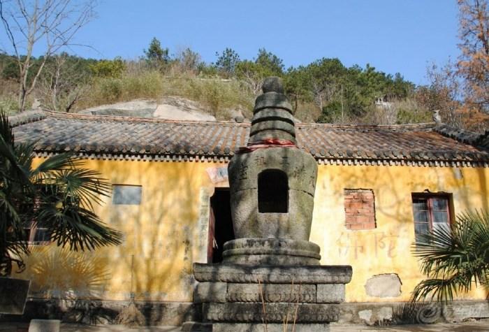 五祖寺图片