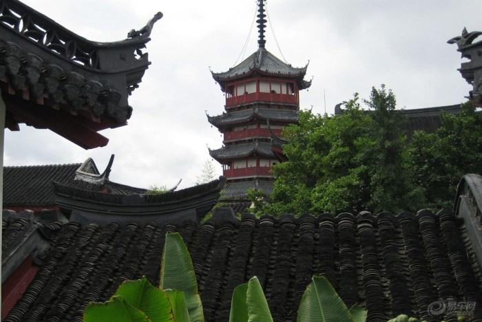 文峰塔图片