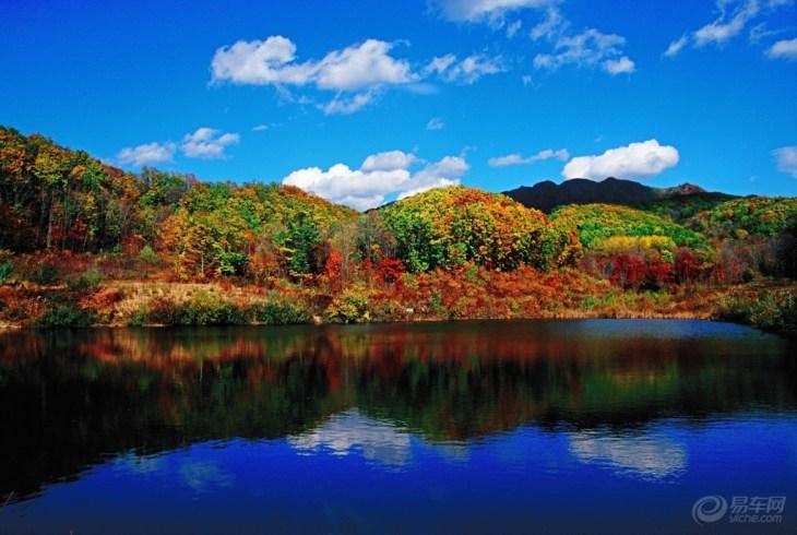 台州风景文字配图