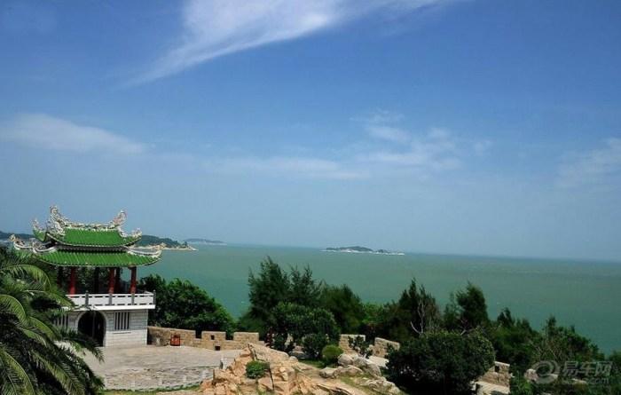 易车网 自驾游 目的地 福建 漳州 东山岛 东山岛图片