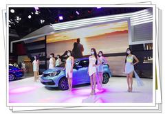 六月,我们相遇在重庆国际车展