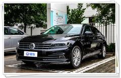 【陕西崛起】37——围观BBA都会羡慕嫉妒恨的一款大众中型轿车