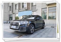 7月新提2020款奥迪Q5L 45TFSI尊享时尚型 作业---奥迪车友出品