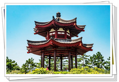 【比心中国】:易车三人团游览大唐圣地大雁塔