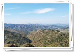 【健哥】登泰和山,欣赏祖国的大好河山