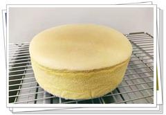【食在深秋】周末爱心早餐古早蛋糕