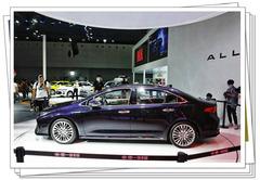 【车展撩新车】见证强者的诞生,一汽丰田ALLION正式亮相
