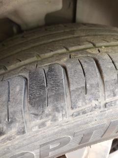 轮胎多久更换。