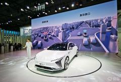 #2021易起逛车展-上海##上海车展#上汽最引人注目的车型就是他了!智己L7,