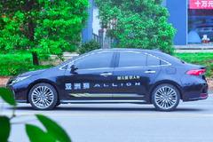 【车主试驾】静态 动态体验加长卡罗拉,定位是A+级轿车——一汽丰田亚洲狮