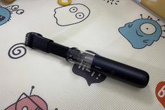 【爱车用品使用分享】手持无线吸尘器mini款