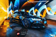 我的最佳拍档--光绘Audi A6L