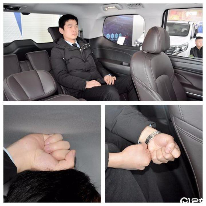 【穿越说车】静态实拍GM6