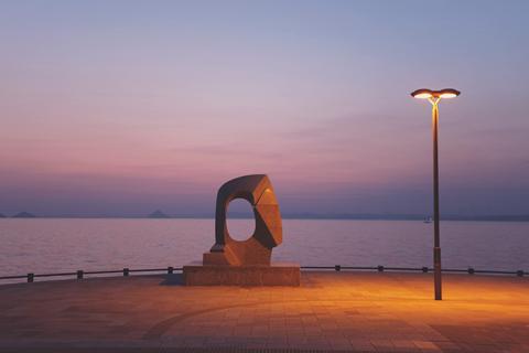 一人,一岛--日本濑户内海游记(一)