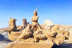 穿沙漠公路,观天山神秘大峡谷!