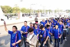 【广州车展观展】跟随易车广州车展观展团去看小姐姐