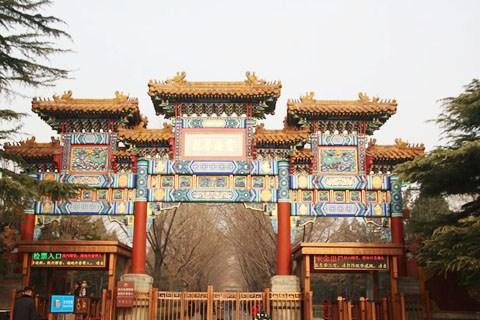 """走进""""龙潜福地""""的雍和宫,欣赏皇家的色彩"""