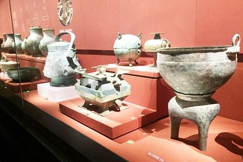 走进湖南省博物馆,领略历经千年的艺术工艺