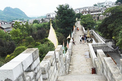 【我要新年台历】忆16年游贵州之青岩古镇