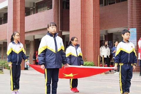 少年强则国强—记中新镇中心小学2019校运会