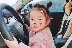 【萌娃当车模】三岁萌宝当车模!一辆车,一萌宝,美满生活来相伴!