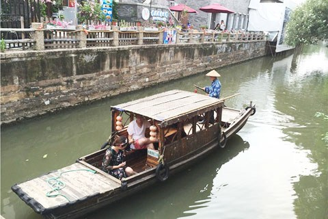 【易起鲨向未来】【青青河边草】【苏州印象】之一平江路