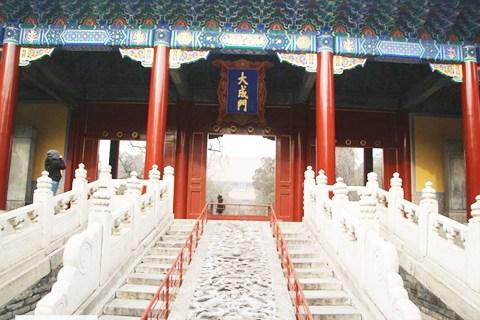 【青青河边草】北京孔庙匆匆一观