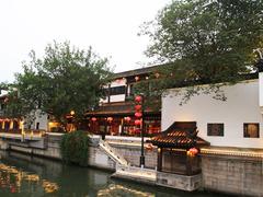 【易起鲨向未来】【青青河边草】南京印象之二夫子庙秦淮河风光带