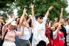 【易起鲨向未来】之七——跳动的音符,劲爆的旋律,青春的舞动,狂欢的夏日