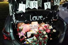 【3.8爱车分享日】浪漫的车友求婚记