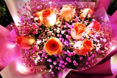 【女神节】遇见花开,遇见最美的自己