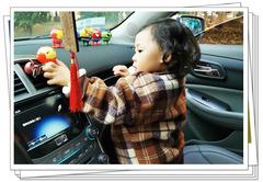 【五一劳动节】劳动节和女儿一起洗车,其乐融融