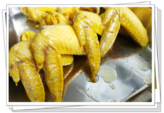 【最爱美食】分享盐焗鸡翅家庭做法