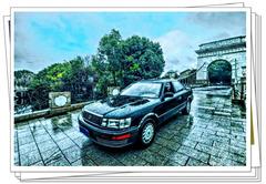【老车日记】老而弥坚,内外双修,一代传奇——雷克萨斯LS400