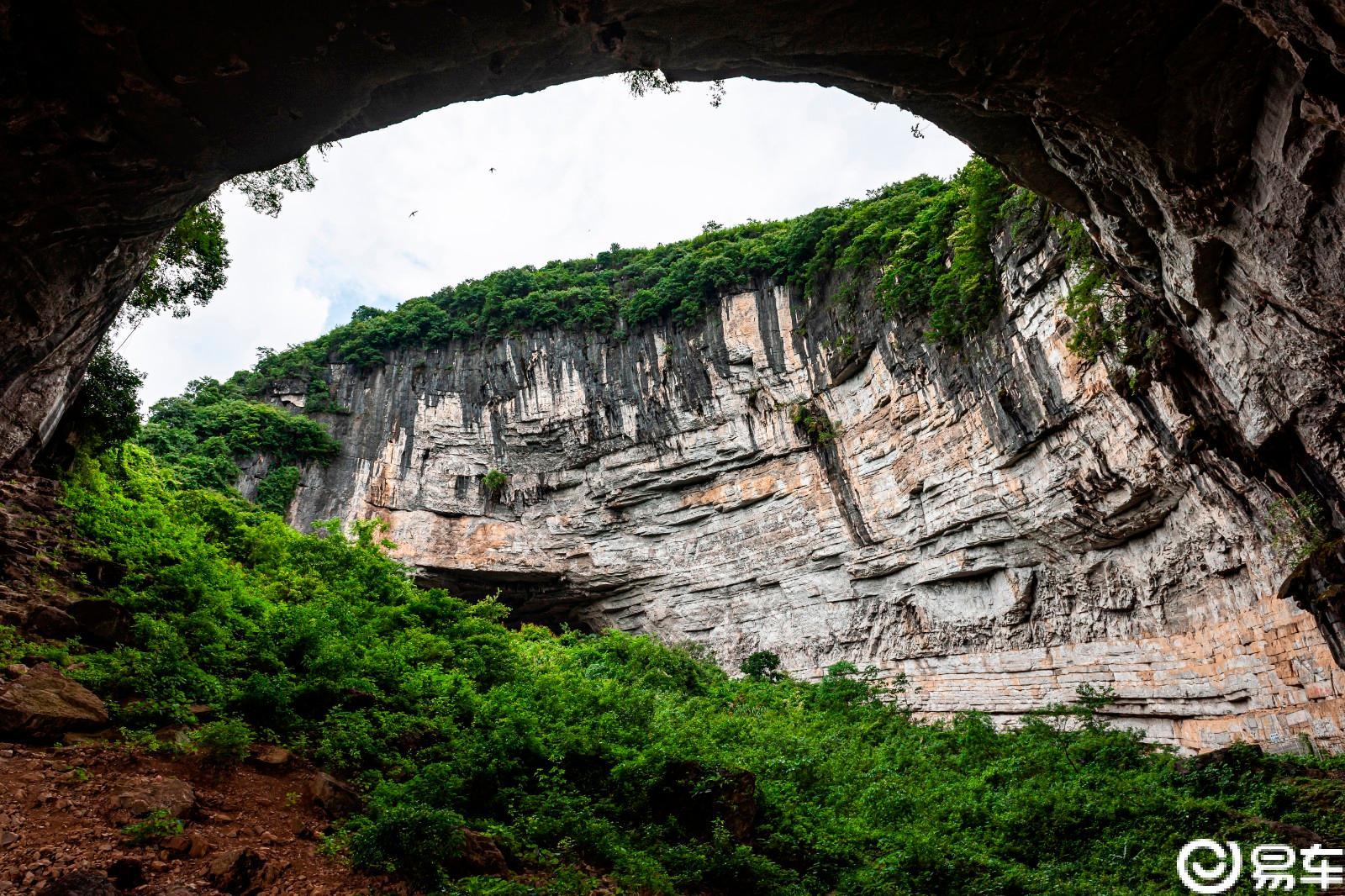 【游永南奇岩,赏摩崖石刻——道县月岩】