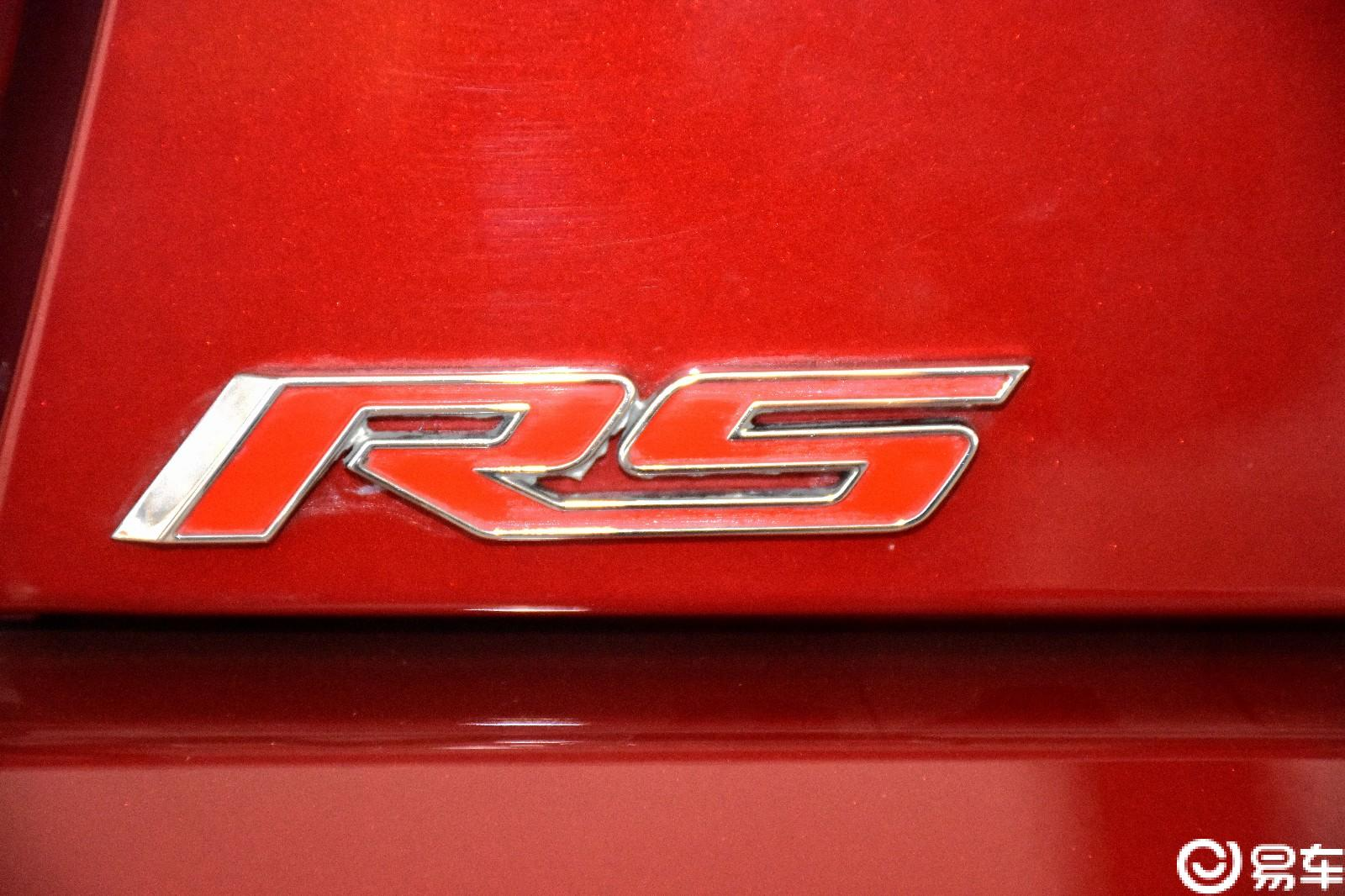 【穿越说车】----近距离静态评测雪佛兰科迈罗RS
