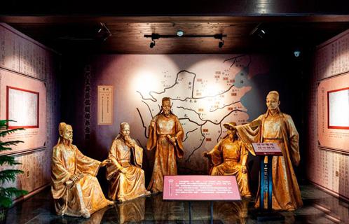 游永州古城柳子庙, 探寻唐宋名人的千年史迹