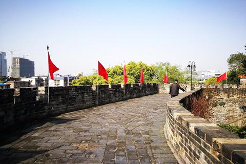 穿越千年历史的对话,长沙古城天心阁游记