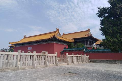 历代君王祭祀要地,五岳第一庙西岳庙游记