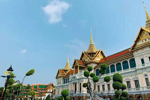 遇见泰国遇见你,一起走进天使之城的曼谷