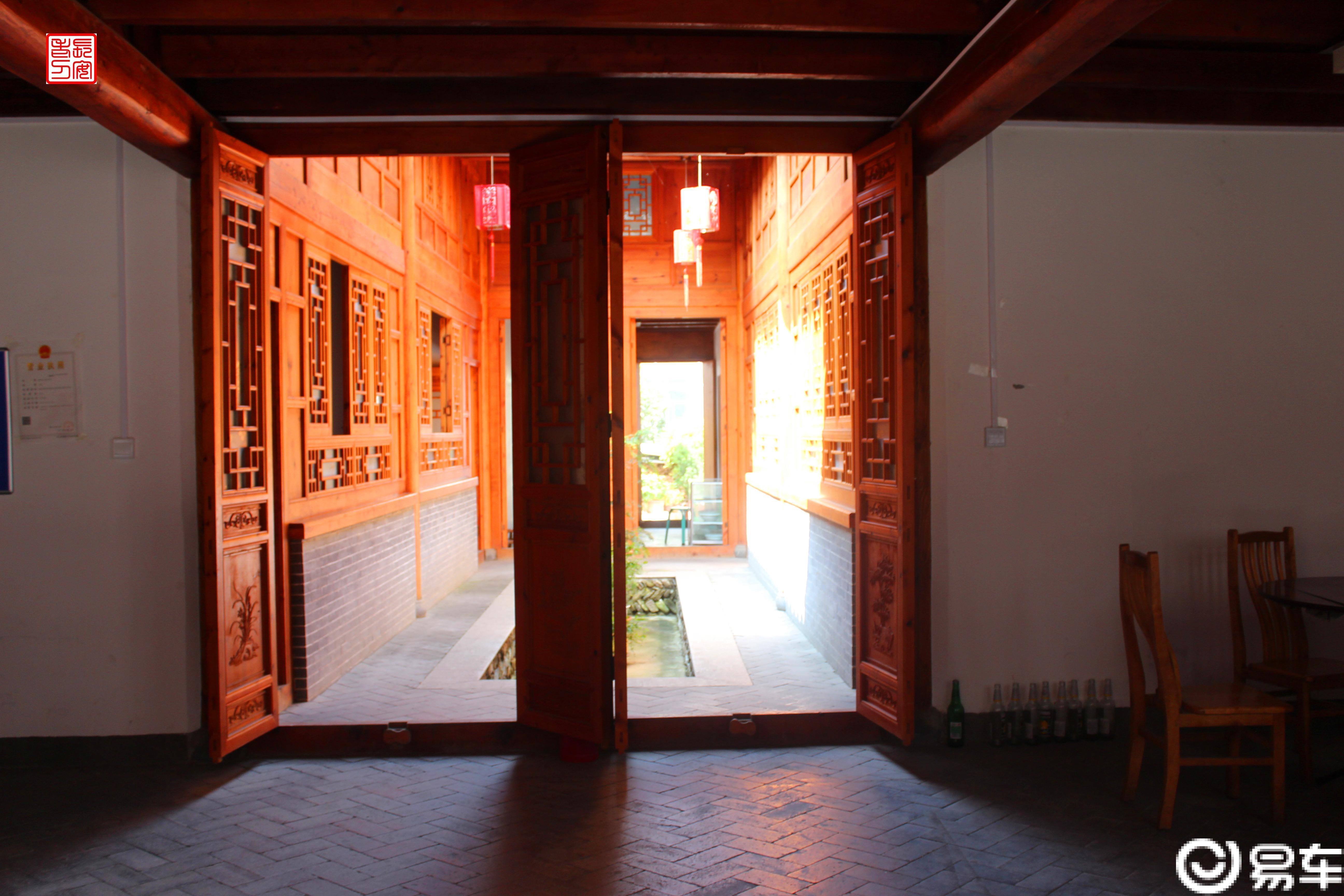秦岭深处的小清新,与世无争的千年古镇云盖寺