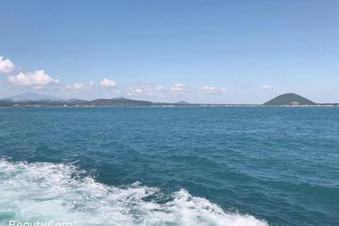 关于一场济州岛的邂逅,海边遇见童话般的灯塔